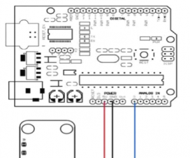 Getting Sensor Reading on Your Smartphone Using Arduino and Bluetooth.