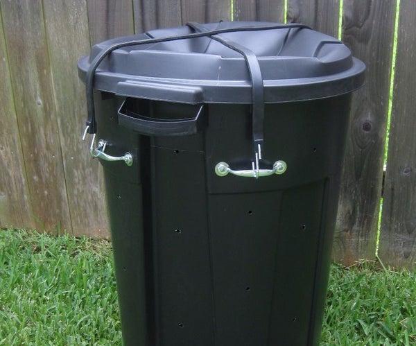 Inexpensive Compost Bin