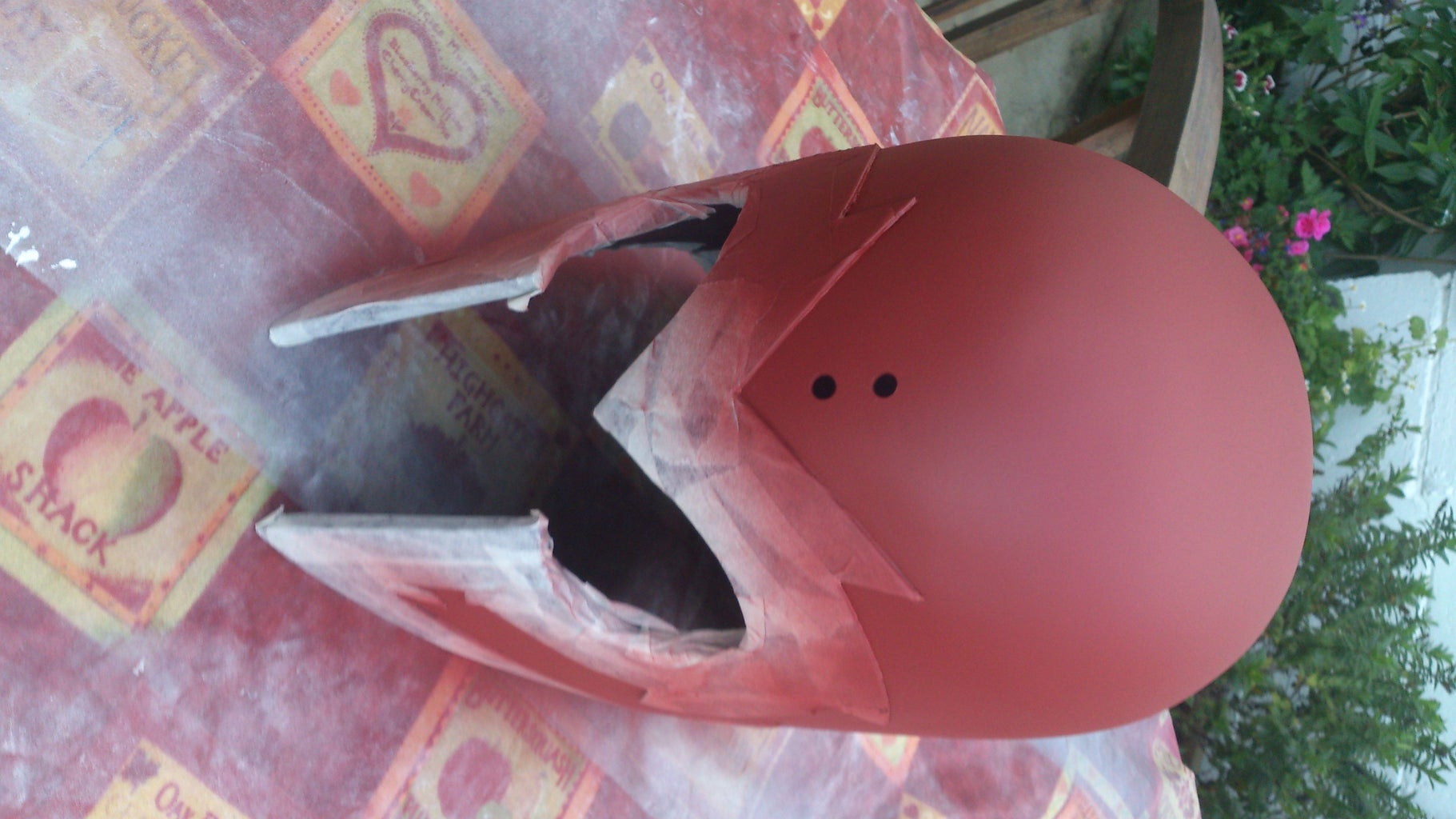 Masking and Painting