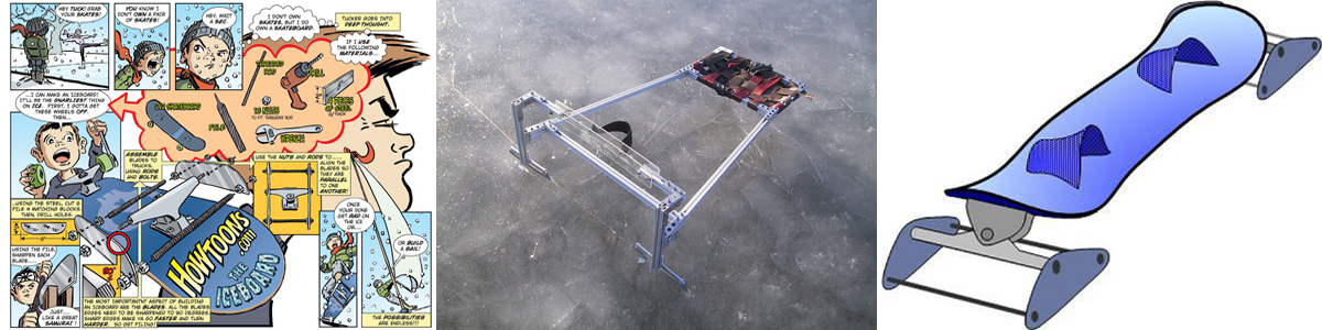Kite + Ice + Butt + Board