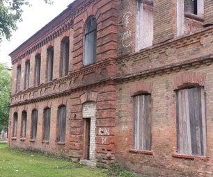 Shielding Abandoned Building Windows