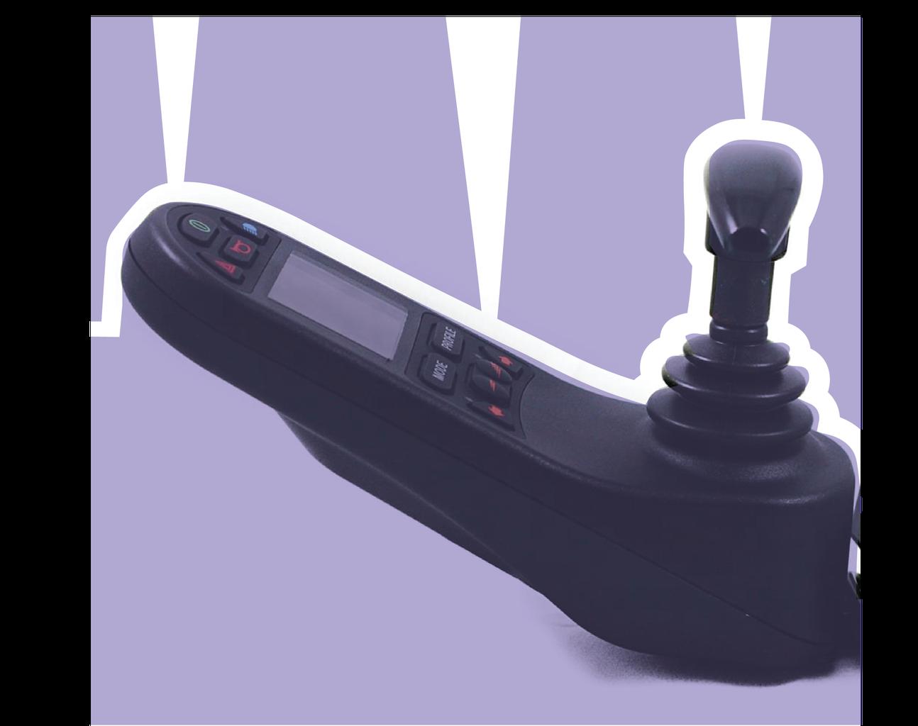 Print 3D Scan of Arm and Joystick