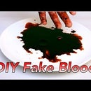 DIY Fake Blood (Chemistry Trick)