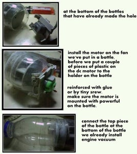 Making a Engine Fan and Case