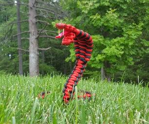 Paracord Snake