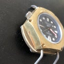 Brass Case for Dive Watch