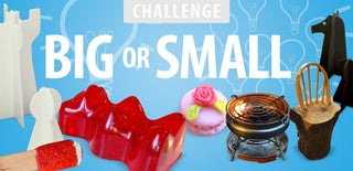 Big or Small Challenge