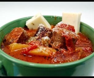 Italian Sausage Stew