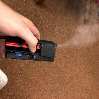 Battery Powered Fog Machine