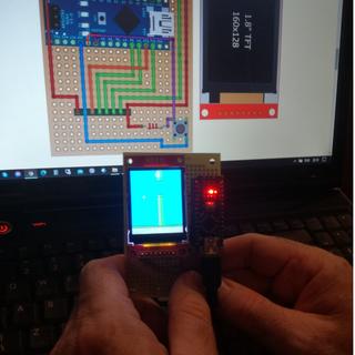 Flappy Bird Game on Arduino