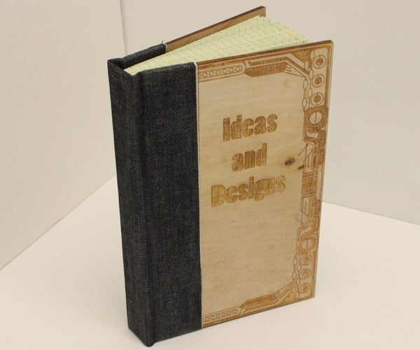 Binding a Book With Common Materials