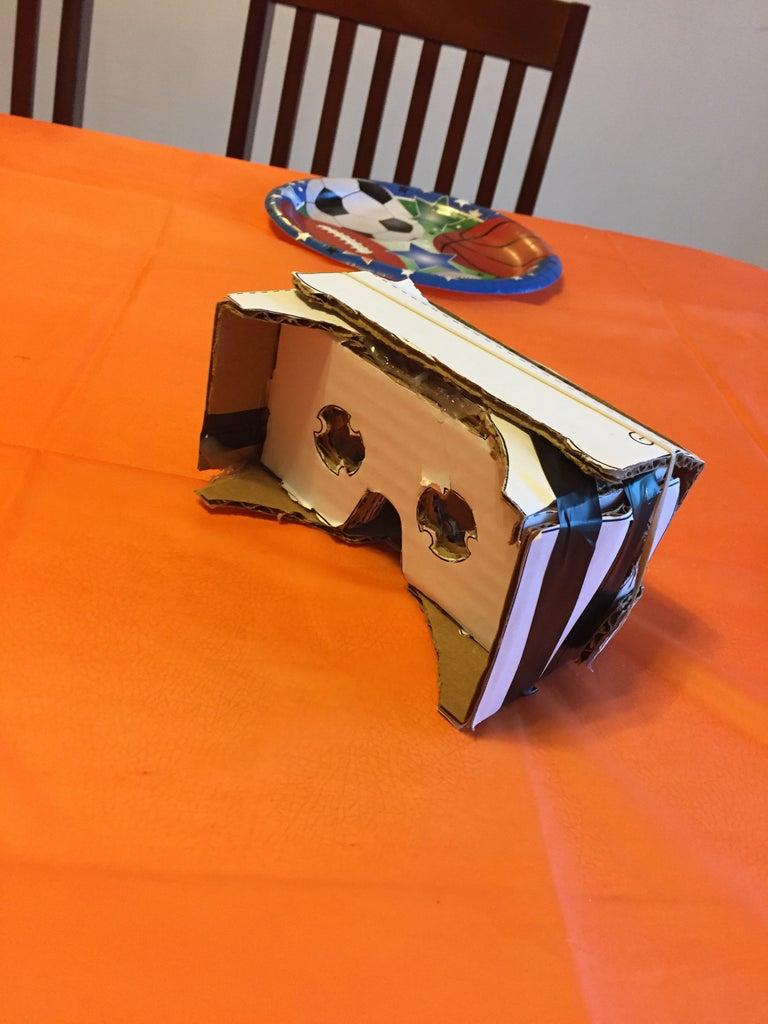 DIY Google Cardboard
