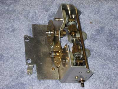 Gearbox Modification