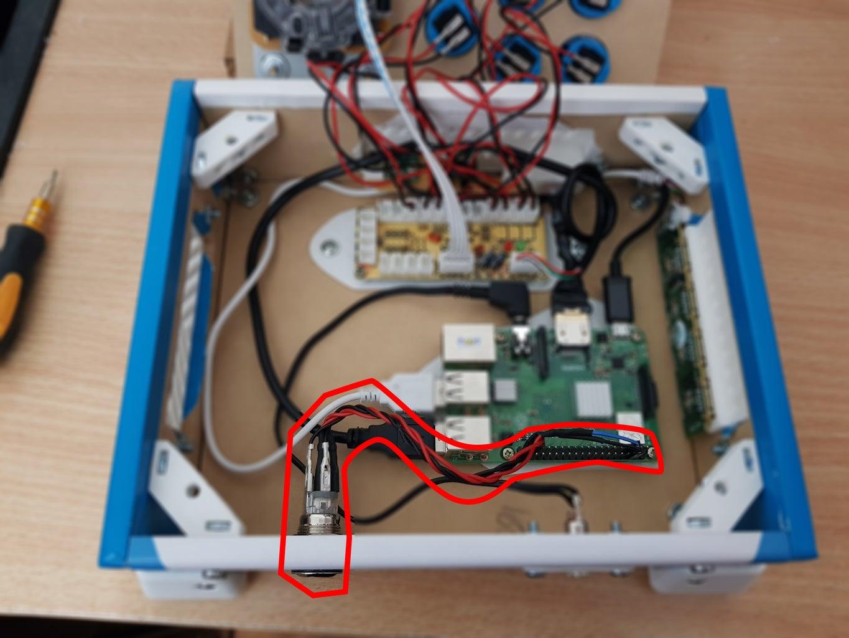 LED Power Button
