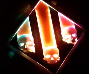 3D壁灯(无需编程)