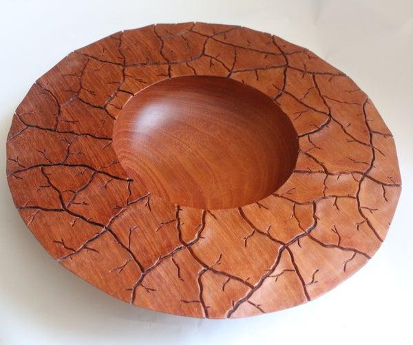 Cracked Clay Embellishment