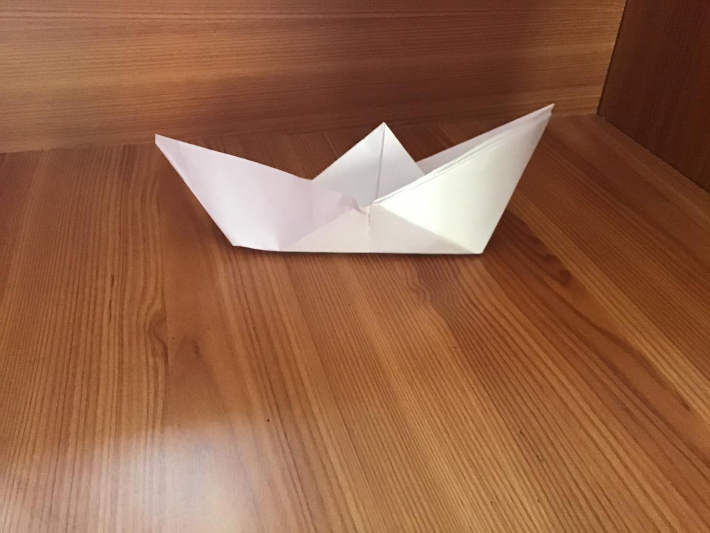 Papercraft Boat