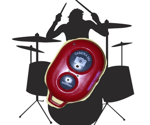 Electronic Drum With AB-Shutter3