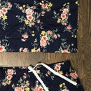 DIY Cami and Shorts Set From Pajama Pants