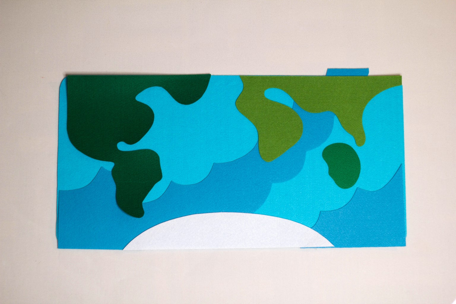 Cut Out the Base and Continents