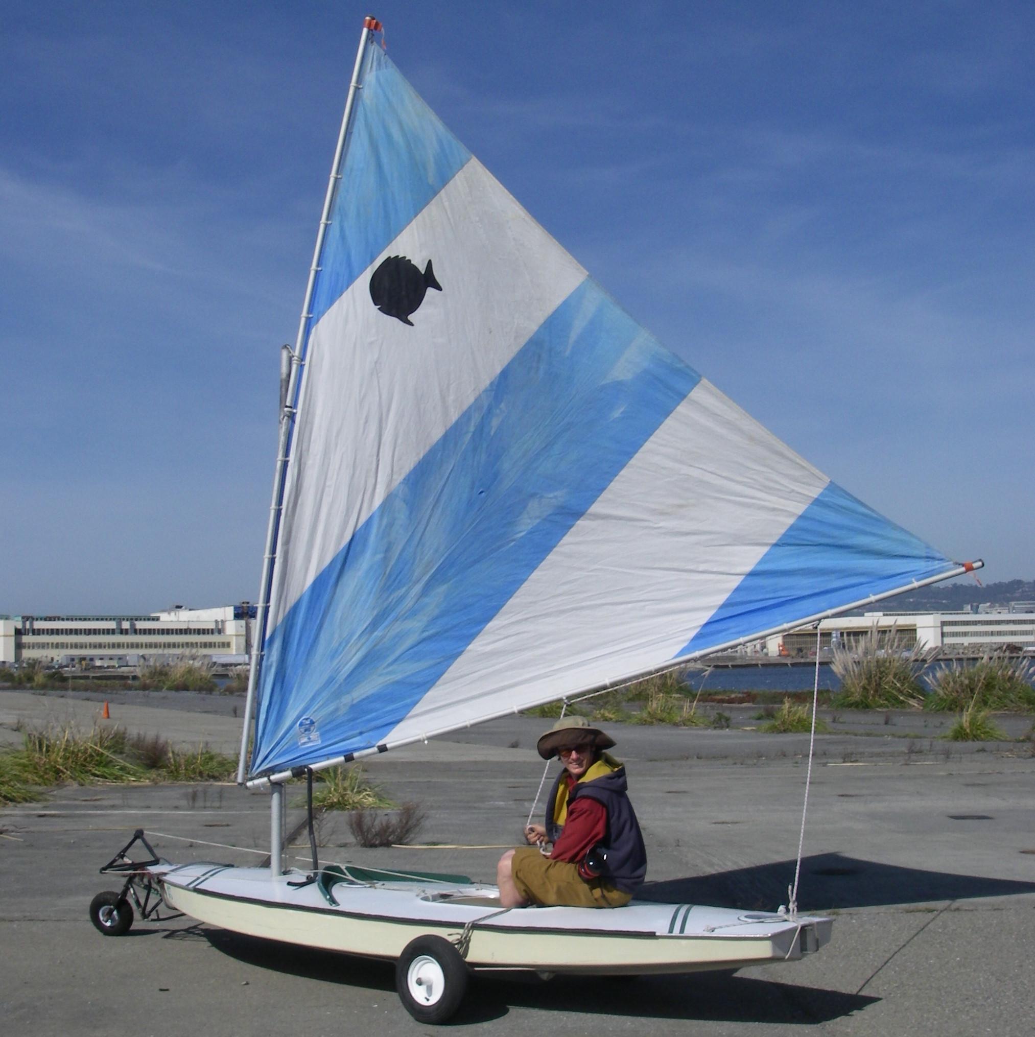 Sunfish Land Yacht