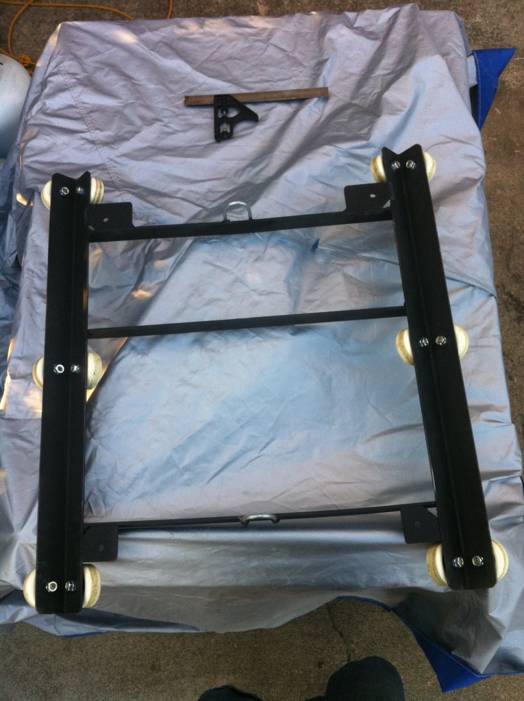 The Finished Frame