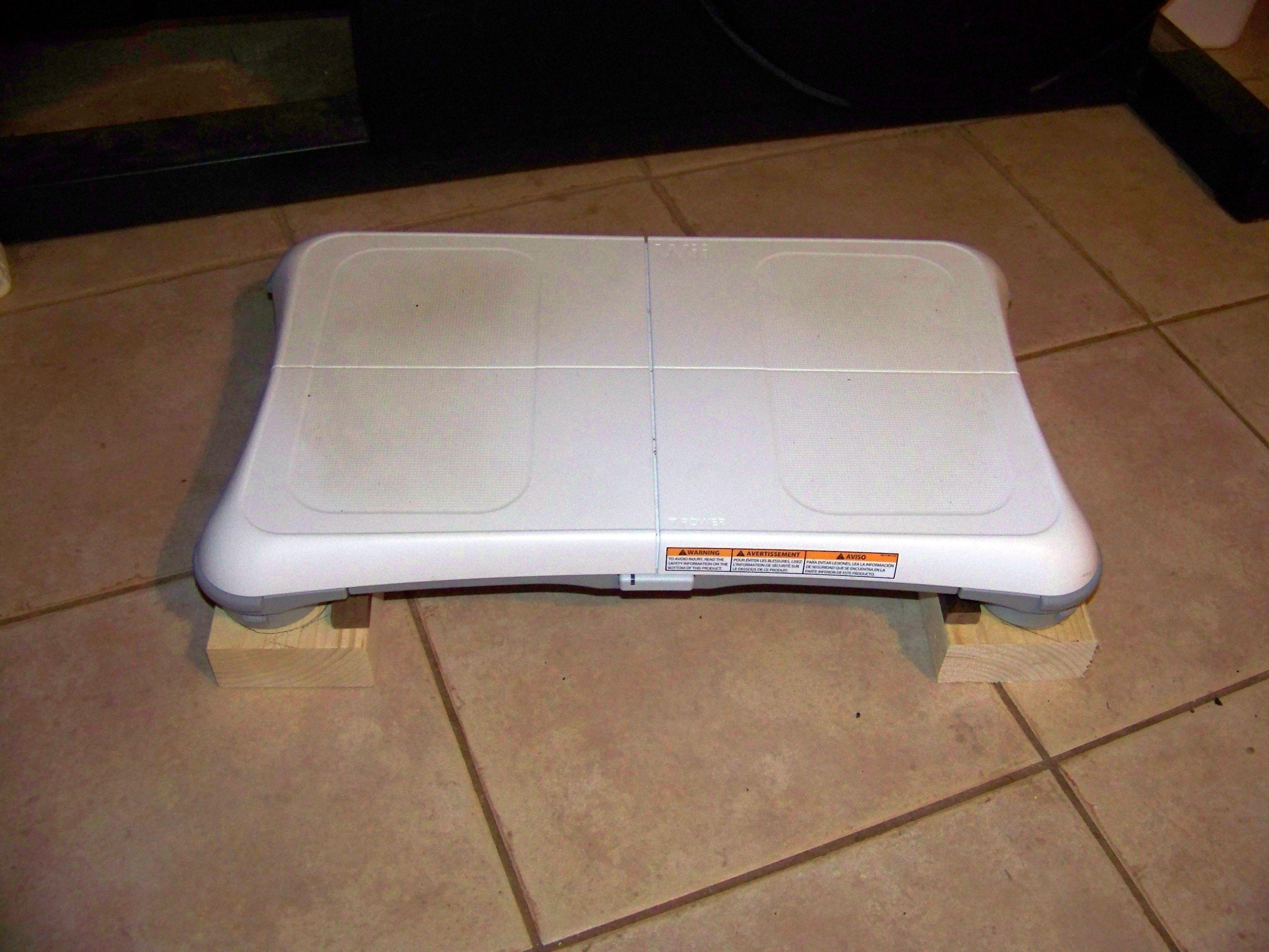 Wii Fit Balance Board Riser