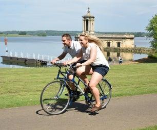 一个社交自行车