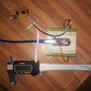 Hacked Digital Vernier Caliper Using Arduino
