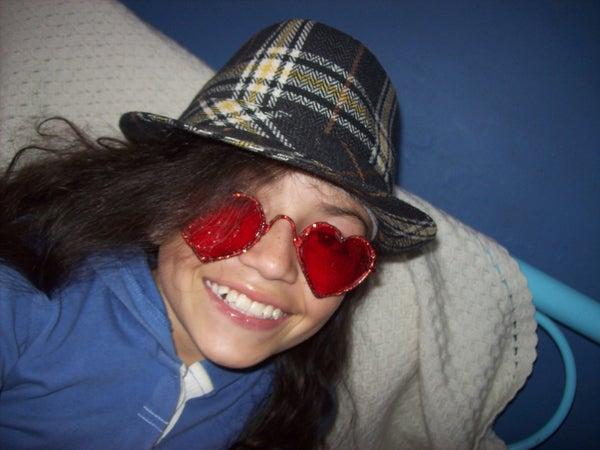 Valentine Goggles.