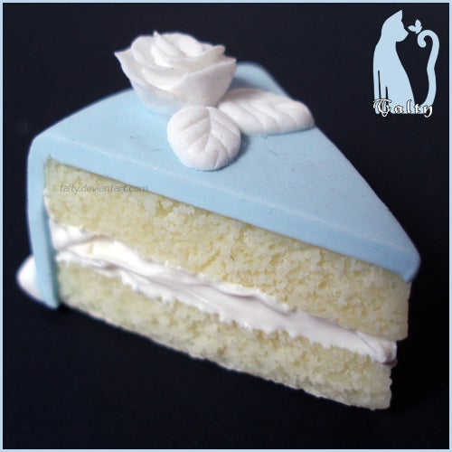 Polymer Clay Cake