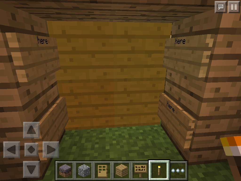 How To Make A Secret Hideout In Minecraft