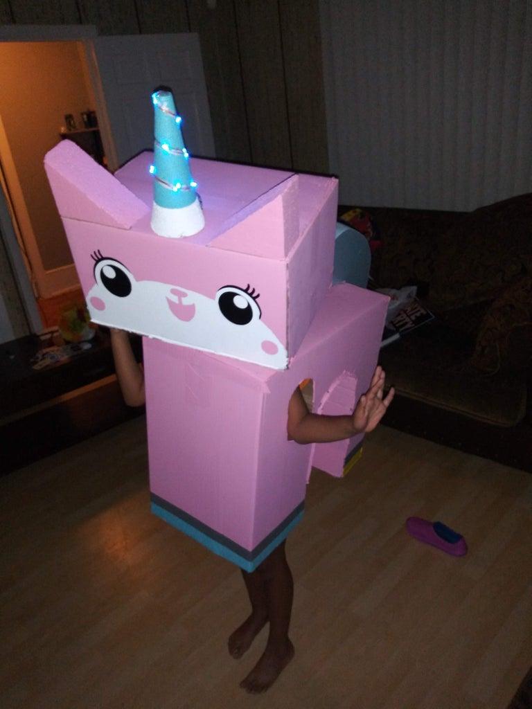 Unikitty Costume