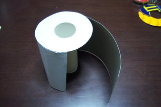Is circumference a paper the toilet roll of what Dimensions of