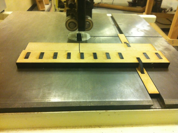Band Saw Sled for Small Pieces of Wood...