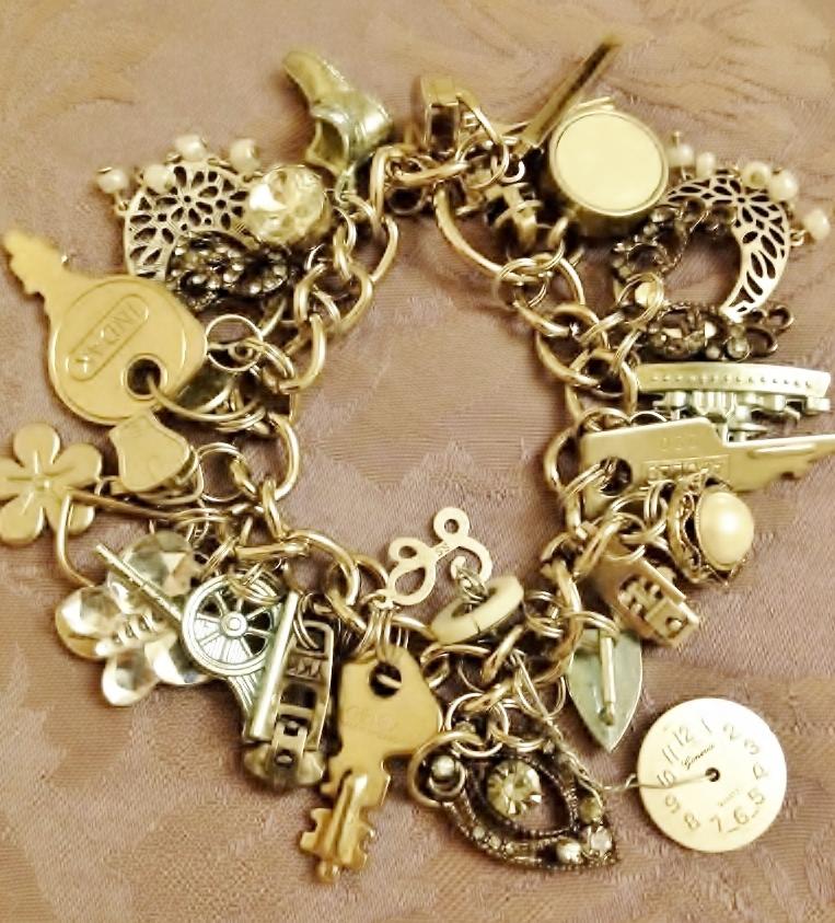 Junk Bracelet