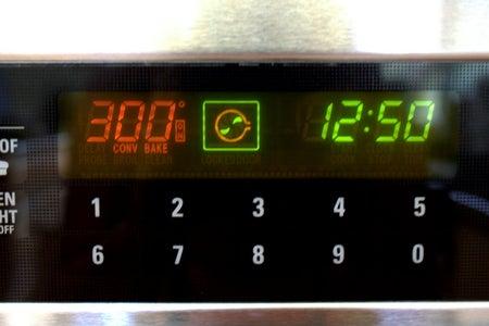 Preheat Your Oven!