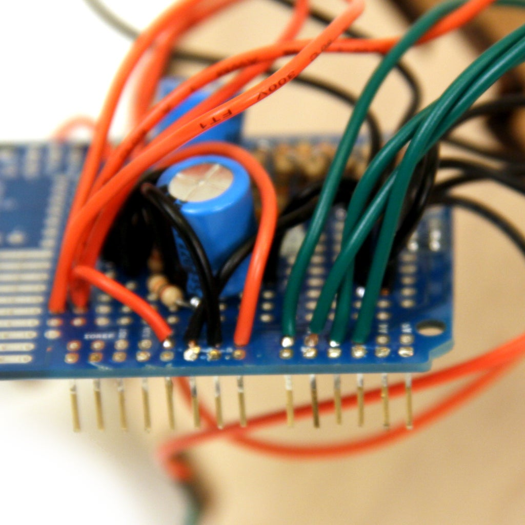 Wire Buttons