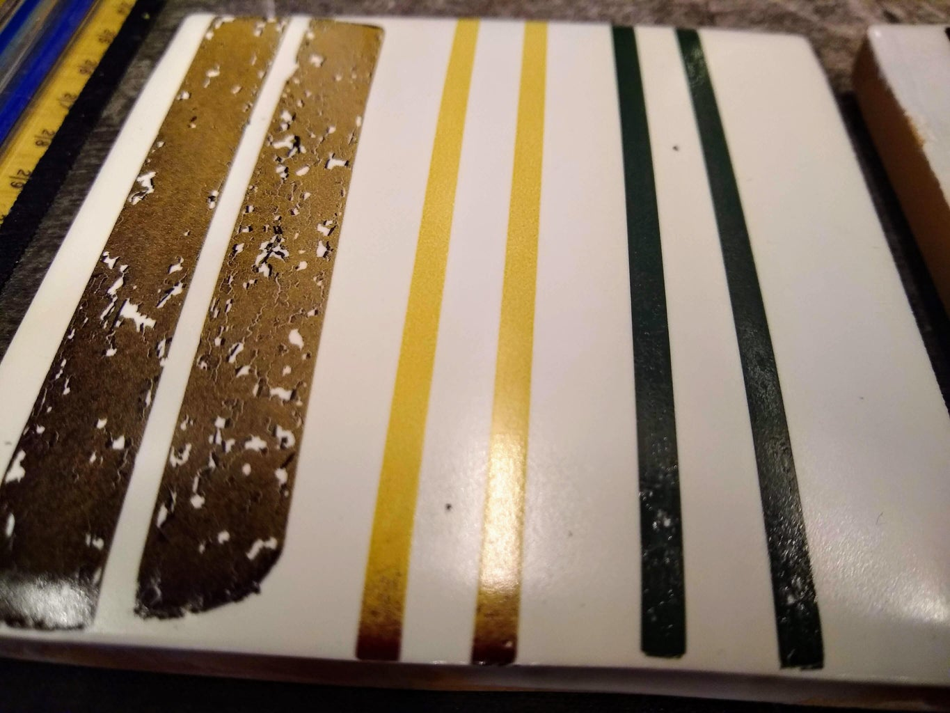 Further Experiments - Magnetic Tape