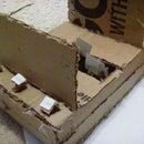 Cardboard Rock-Paper-Scissors Game