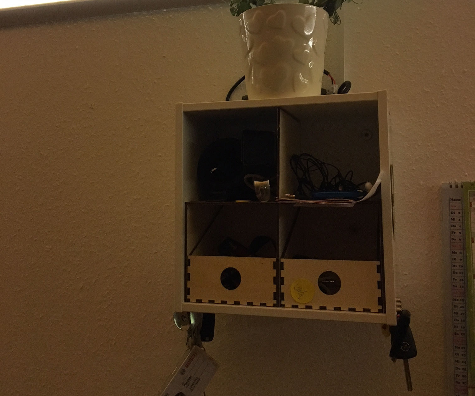 Ikea Box Organizer