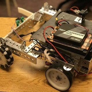 Robotics Can Be As Easy As Lego