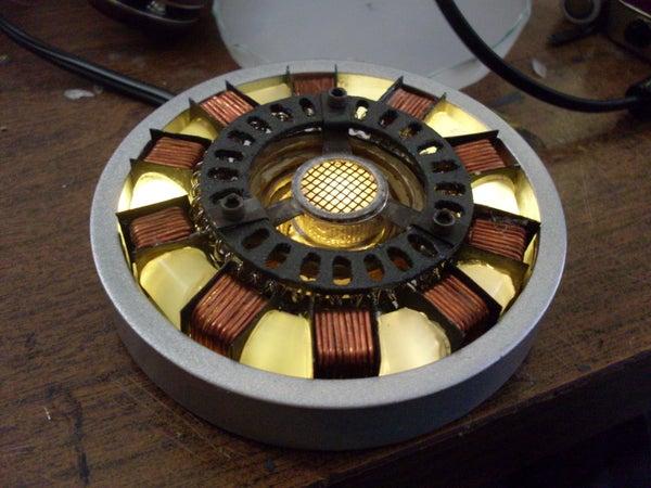 Iron Man Arc Reactor Prop