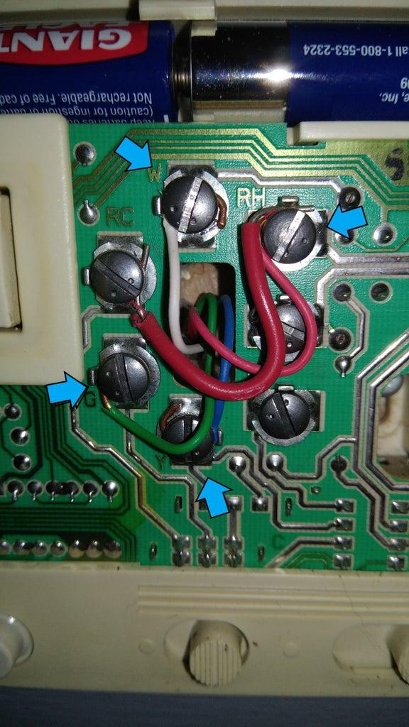 Identify Wire Colors