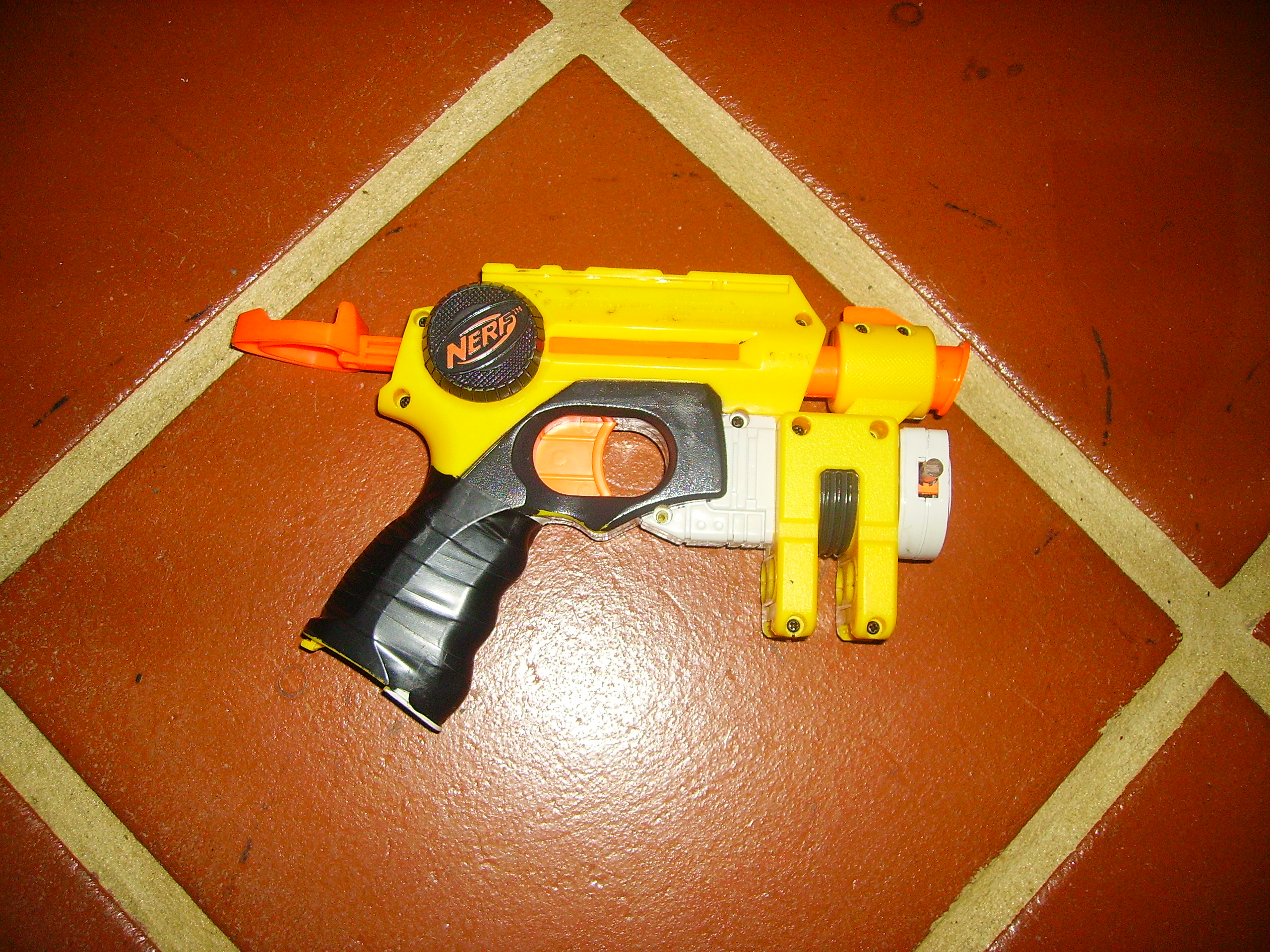 A-Z Modding Guide for Nerf Night-Finder