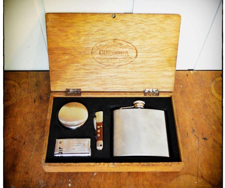 Emergency Whiskey Kit