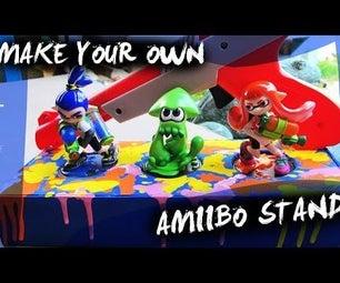 Amiibo Stand (Cardboard)