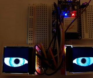 TFT Animated Eyes