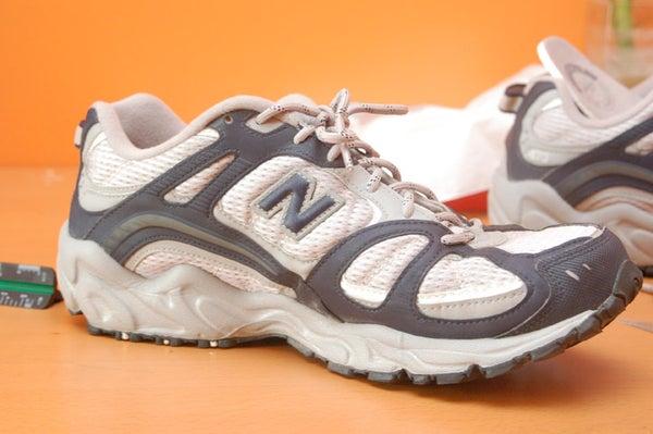 Nike+ IPod Nano Shoe Mod