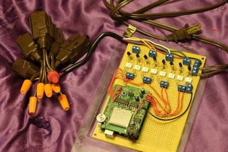 Christmas Lights to Music Using Arduino